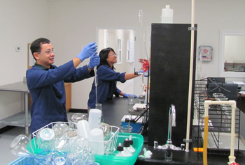 Lab testing for the fertilizer industry ASTM, AOAC, and AFPC testing